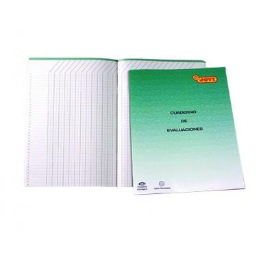 Cuaderno de Evaluaciones Jovi