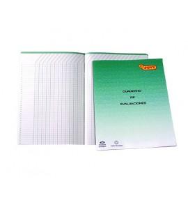 Cuaderno de Evaluaciones A4 Jovi