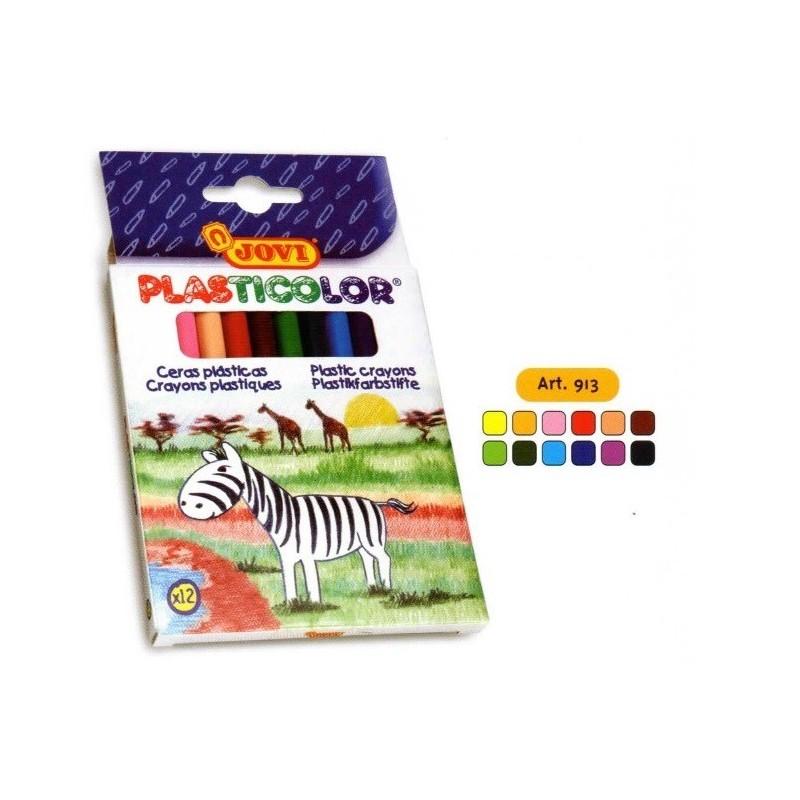 Lapiceros colores surtidos PLASTICOLOR