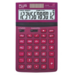 CALCULADORA PLUS SS-185 (2 CO L.)