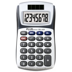 CALCULADORA PLUS BS-105