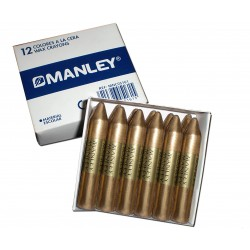 CERAS MANLEY Nº74 ORO C/12