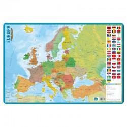 LÁMINA MAPA EUROPA 40X59,5CM