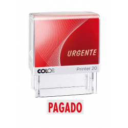 Sello Comercial Colop: PAGADO