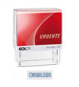 Sello Comercial Colop: CONTABILIZADO