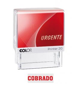 Sello Comercial Colop: COBRADO