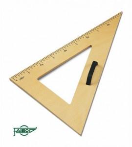 CARTABON PIZARRA FAIBO PLASTICO 50cm