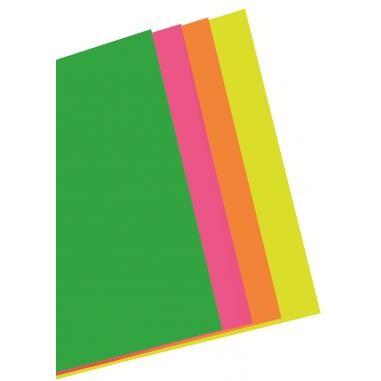 Cartulina GUARRO 50x65 Color FLUORESCENTE