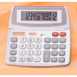 CALCULADORA SOBREMESA 12 DIGITOS