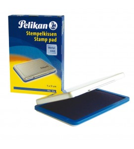 Tampón Pelikan Nº2 Azul 7x11cm