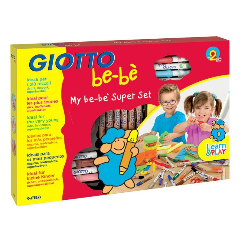 Giotto Bebè Maxi Set