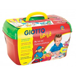 Giotto Bebè Supercolor Box