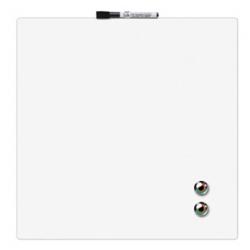 Pizarra Rexel magnética 360x360 blanco