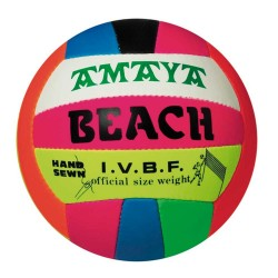 BALÓN VOLLEY AMAYA PLAYA CUERO 210MM