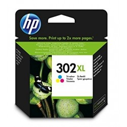 CARTUCHO HP 302 XL TRICOLOR