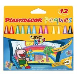 Plastidecor Peques colores