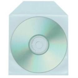 PACK 100 FUNDAS CDS PLASTICO