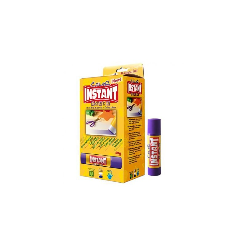 Barras Pegamento Instant Magic 20 gr 24 unds