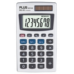 CALCULADORA BOLSILLO PLUS BS-95