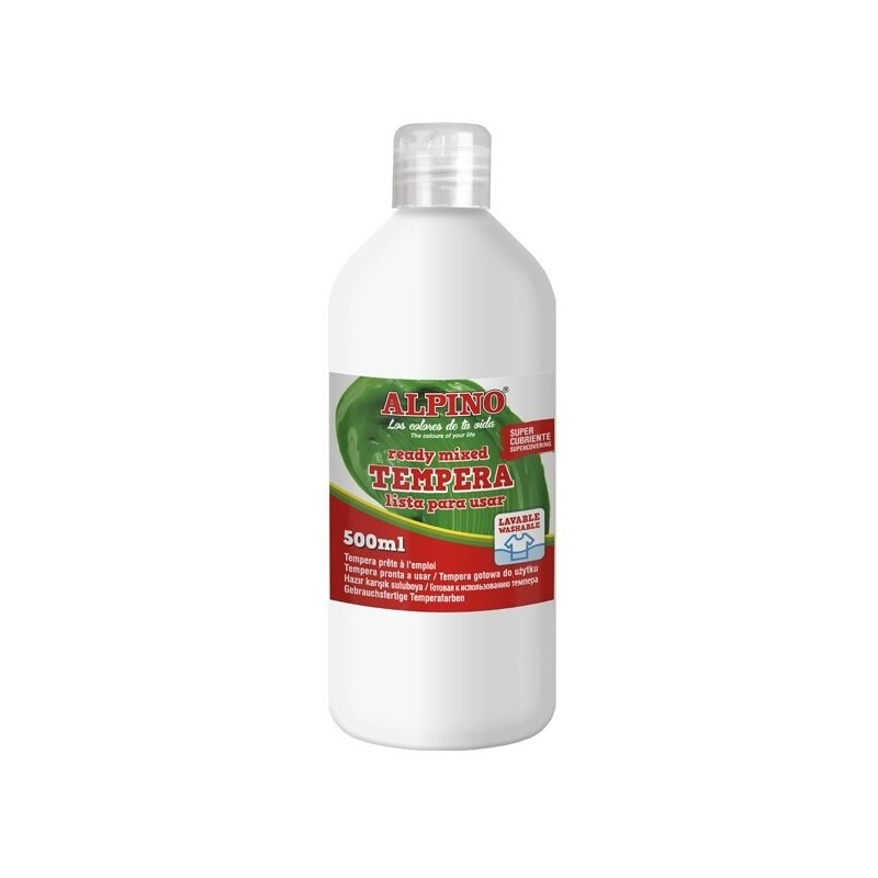 Pintura Dedos Alpino botella 500 ml