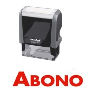 Sello Automático Trodat: ABONO