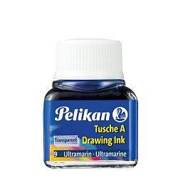 Tinta China Pelikan Azul Ultramar