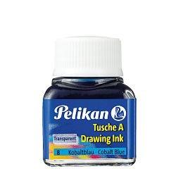 Tinta China Pelikan Azul Colbalto