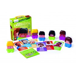 JUEGO EDUCATIVO MINILAND EMOTIBLOCKS