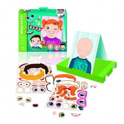 JUEGO EDUCATIVO DISET MAGNETIC EXPRESION