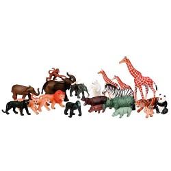 FIGURAS MINILAND ANIMALES VARIOS/30UD