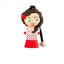 PENDRIVE 16GB FLAMENCA
