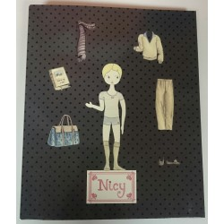CARPETA FOLIO 4AN. NICY