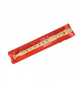 Flauta Hohner 9516 Funda Naranja