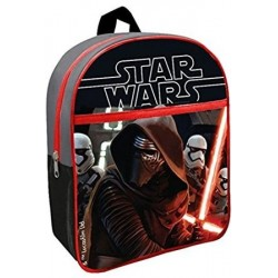MOCHILA JUNIOR 30CM STAR WARS VII