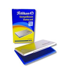 Tampón Pelikan Nº1 Azul 9x16cm
