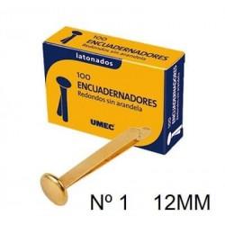ENCUADERNADORES UMEC Nº1 12mm