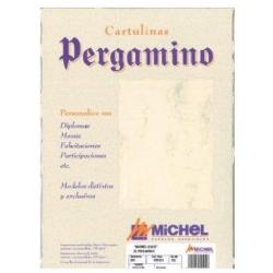 PERGAMINO TROQUELADO MARMOL