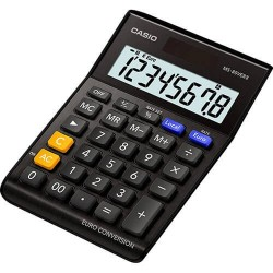 Calculadora Casio MS-80VERII NEGRA