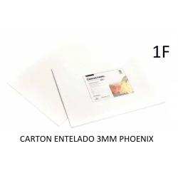 CARTÓN ENTELADO PHOENIX 1F 22X16CM