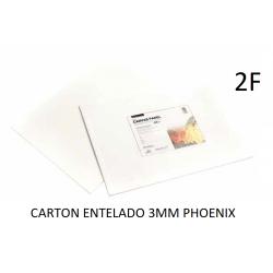 CARTÓN ENTELADO PHOENIX 2F 24X19CM