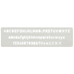 Normógrafo Makro Paper 5 mm