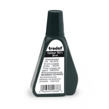 Frasco Tinta 28ml para Numerador Color Negro