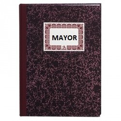 CUADERNO CARTONE DOHE FOLIO MAYOR