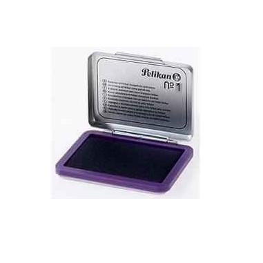 Tampón Pelikan Nº1 Violeta  9x16cm