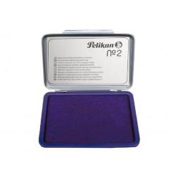 Tampón Pelikan Nº2 Violeta 7x11cm