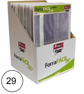 Forro libro ForraFácil 29x52 cm