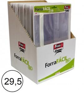 Forro libro ForraFácil 29,5x52 cm