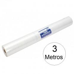 Forro Adhesivo 0,50x3m transparente