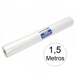 Forro Adhesivo 0,50x1,5m transparente