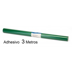 ROLLO ADHESIVO SADIPAL VERDE 0,5 x 3 M